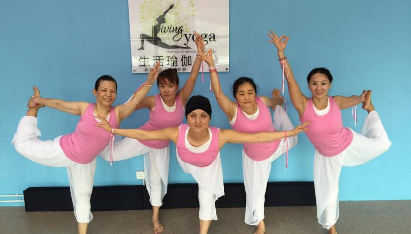 """Zen"" Yoga Dance for Vesak Day"