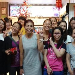 Living Yoga CNY Teachers Gathering 2017