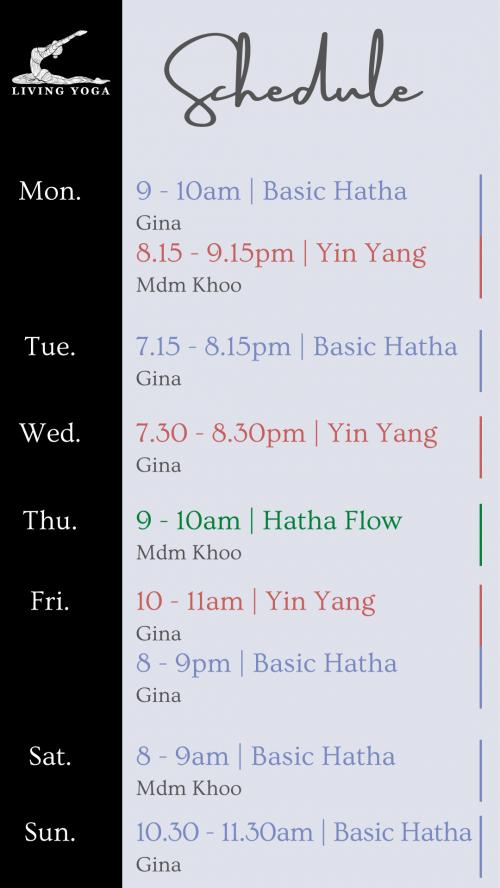 Beige & White Yoga Pilates Weekly Schedule Instagram Story (2)